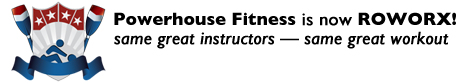 Powerhouse Fitness is now Roworx