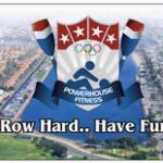 Powerhouse olympic logo flyer