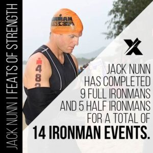 Feats of Strength: 14 Ironmans
