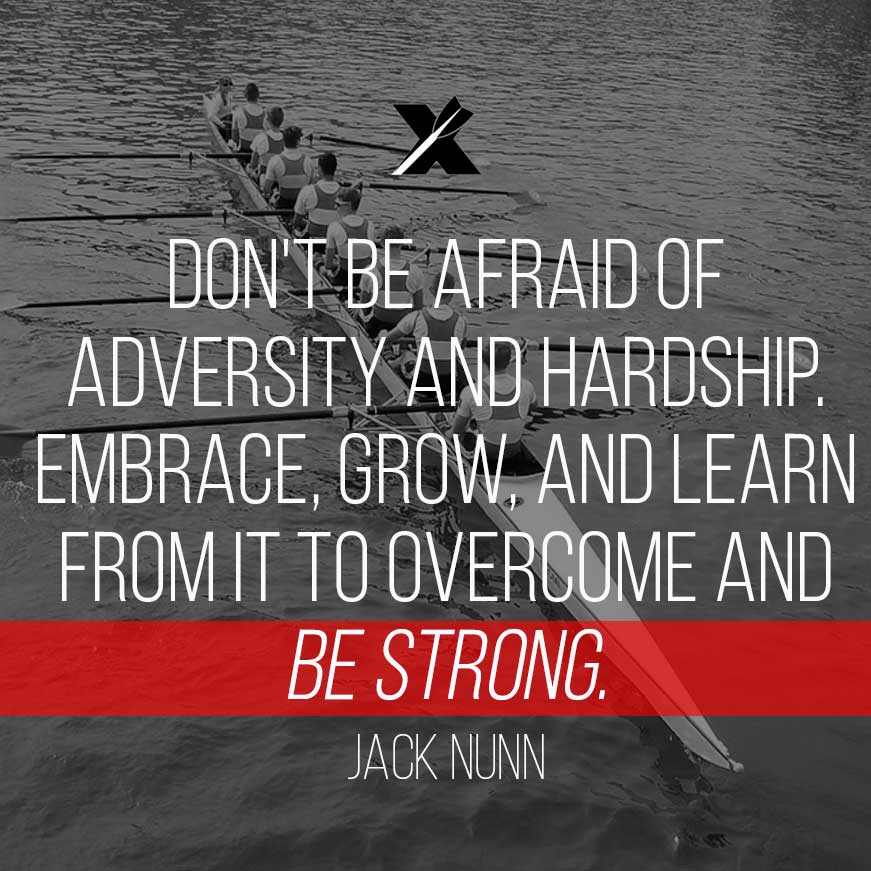 Motivation: Be Strong